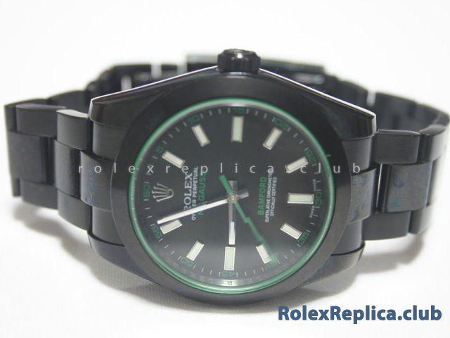 Rolex Milgauss Replica Bamford