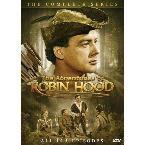 1950's British Robin Hood Television Series, with Richard Greene.
