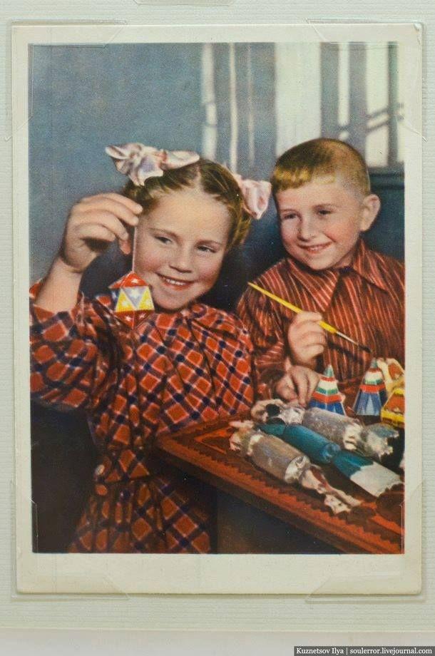 Открытки из детства фото