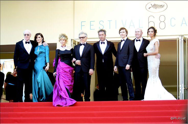 Photos Cannes 2015/ Le temps qui passe et le temps d'aimer (jour 8) avec Youth de Paolo Sorrentino, Mountains May Depart de Jia Zhang-Ke et Love de Gaspar Noé