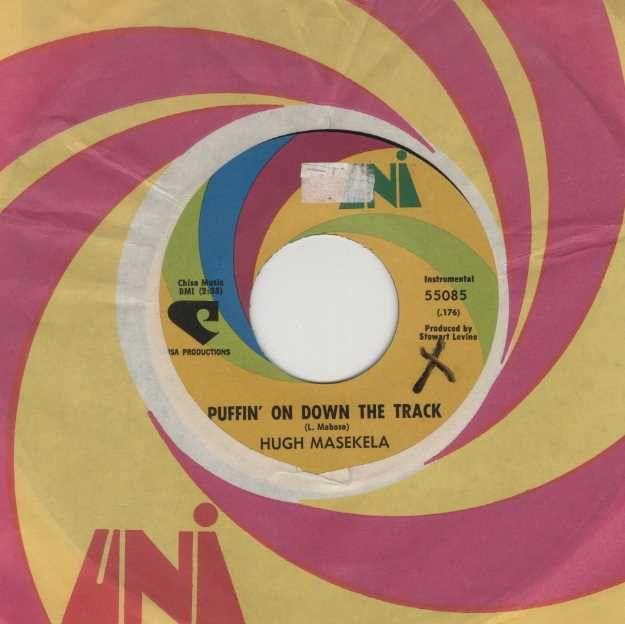Hugh Masekela - Puffin' On Down The Track
