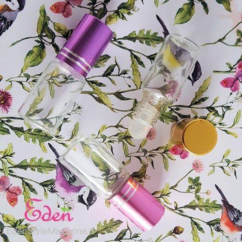 Mini rollon vuoti per profumi e cosmetici fatti in casa - Cosmetici fai da te - Spignatto - DIY