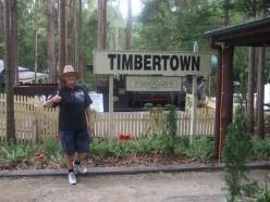 Timbertown, Wauchope, NSW, Australia