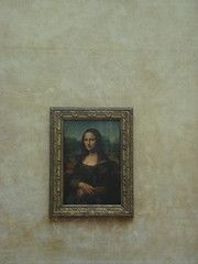 Gioconda @ Louvre | #Parigi #TRAVELSTALES