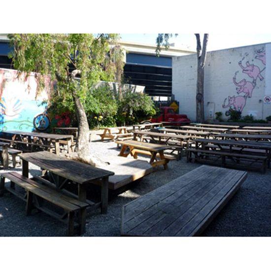 America's Best Beer Gardens: Zeitgeist, San Francisco
