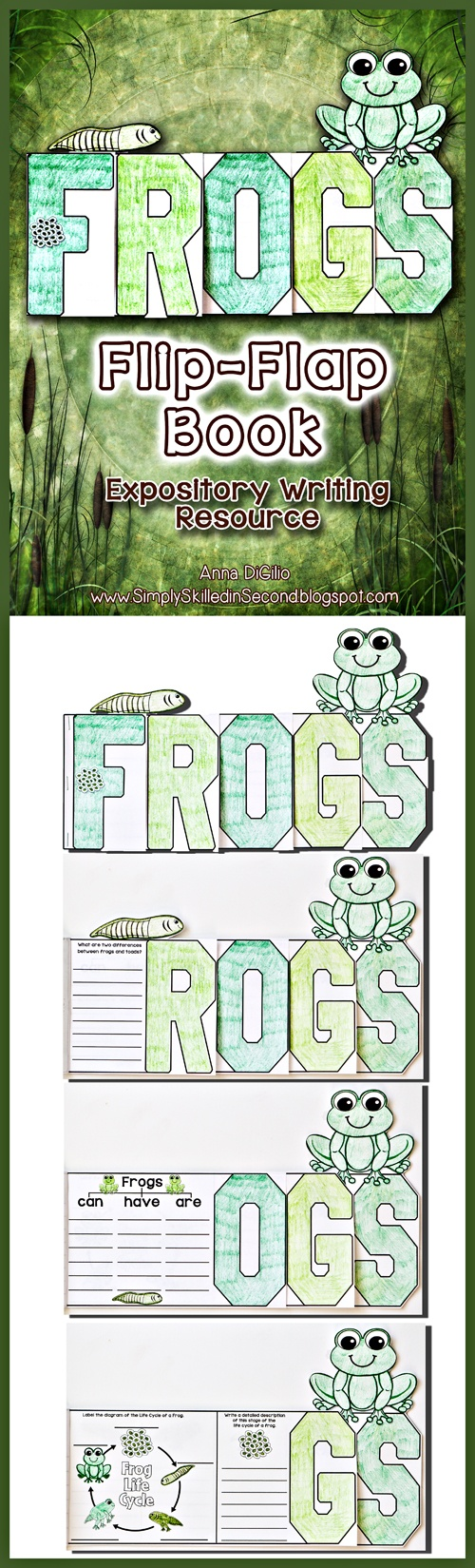 68 best frogs images on pinterest frog life cycles life cycle