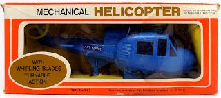 Toys and Stuff: Hong Kong - Everlast Toys No. 501 Air Force Wind-u...