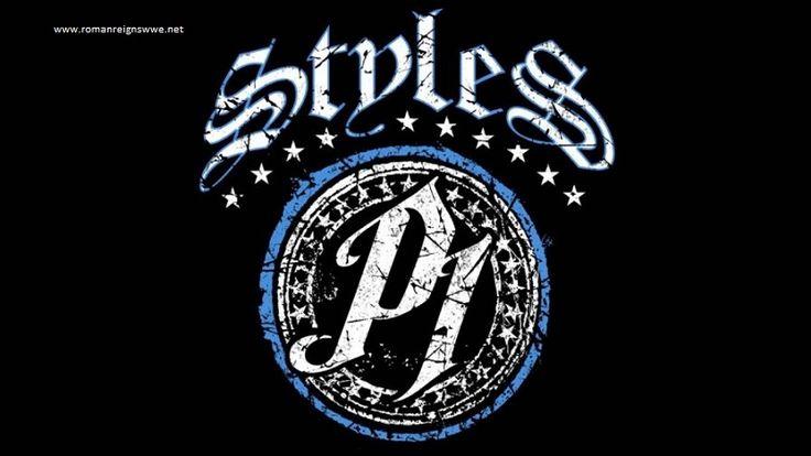 Resultado De Imagen Para Aj Styles Logo Wwe Pinterest