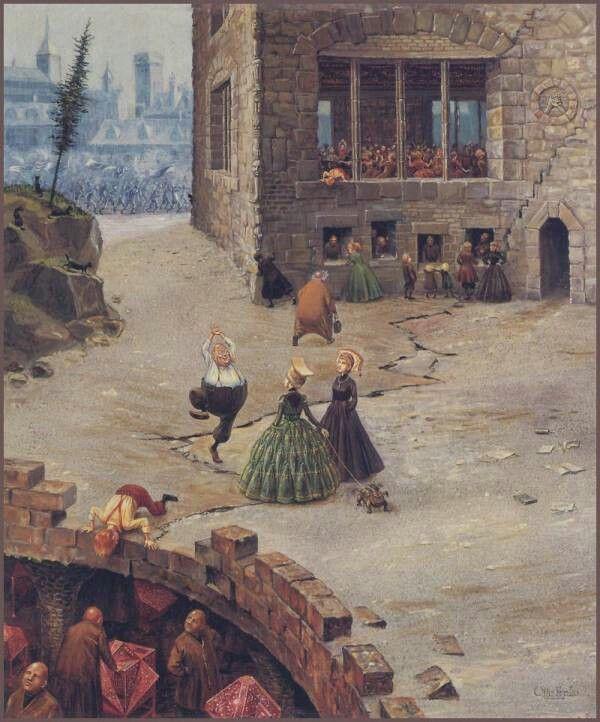 Frello painting