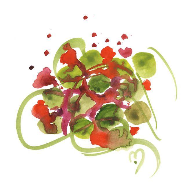 Atom Flowers No38