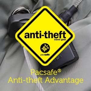 30% off weekend sale!! Shop by New Arrivals - Built-in anti-theft technology | Pacsafe