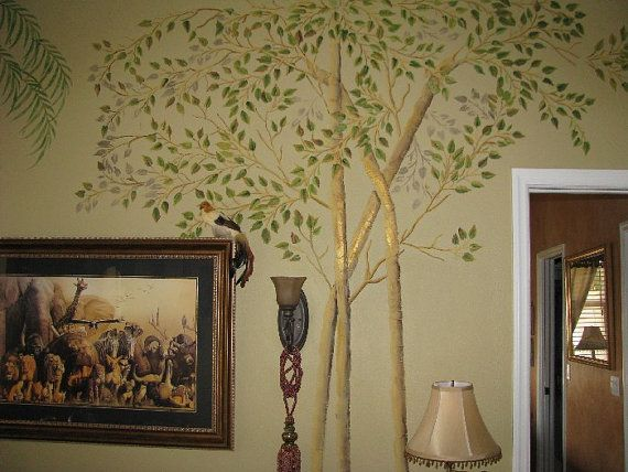 17 best ideas about tree wall stencils on pinterest wall stenciling home decor trees and. Black Bedroom Furniture Sets. Home Design Ideas