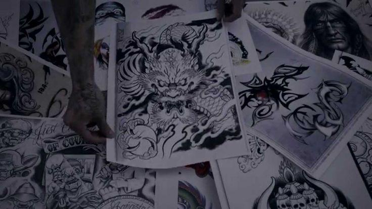 Video for client #eastsideNL  East Side Tattoo  #UrWhatUshare