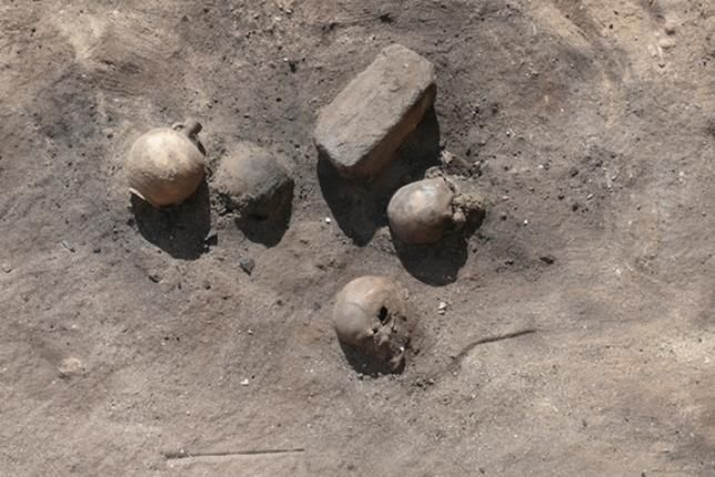Archaeologists have uncovered the remains of an epidemic in Egypt so terrible that one ancient writer believed the world was coming to an end.Working at the ...