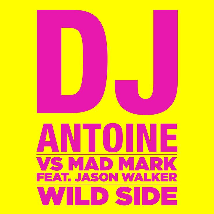 "Switzerland! NEW SINGLE ""DJ Antoine vs Mad Mark feat. Jason Walker - Wild Side"" OUT NOW!  Get your copy here: https://itunes.apple.com/ch/album/wild-side-feat.-jason-walker/id943498170"