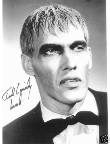 """TED CASSIDY as """" LERCH """" THE ADAMS FAMILY."""