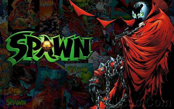 Dark Hero : Spawn Comic Wallpapers (Vol.01) - Spawn Comics Wallpaper 1