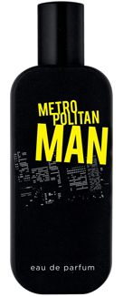 "Parfum ""Métropolitan Man"""