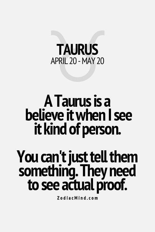 Zodiac #taurus