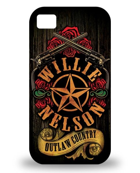 Outlaw+Country+iPhone+Case