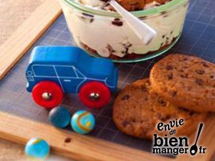 Tiramisu aux cookies