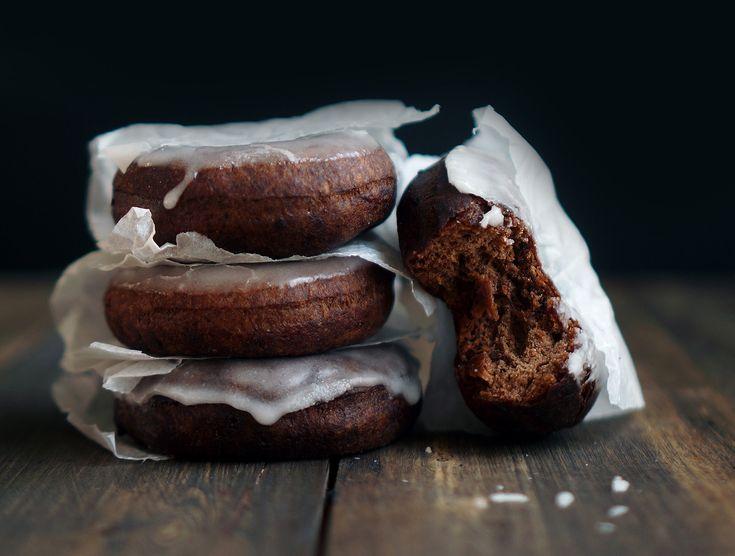 Шоколадные пончики, которые вскружат голову любому, пошаговый рецепт с фотографиями, кулинарный блог andychef.ru