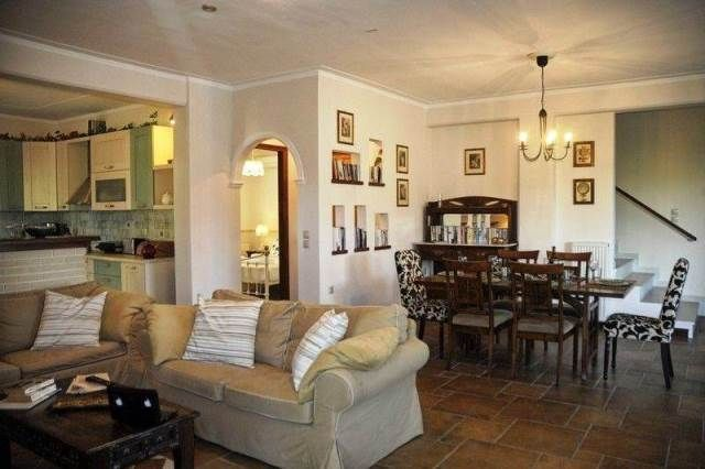 For Sale Villa, Faiakes, Dasia, 302 sq.m., In plot 2000 sq.m., 3 Levels, 6 Bedrooms, 6 Bathrooms, 1 WC, 1 Κitchen/s,  1 Fireplace, Floors: Tiles, Dours: Alu...