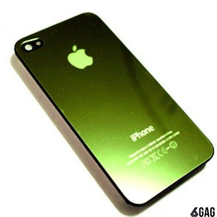 esourceparts is Get online store that deals Back Shiny Green Case for Apple iPhone 4 just CA$9.99