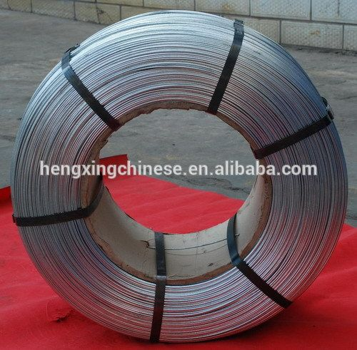 Hengxing High Quality 1 4 Inch Galvanized Steel Wire Strand Guy Wire Astm 475 Class A B C View Galvanized Steel Wire Heng Galvanized Steel Galvanized Steel