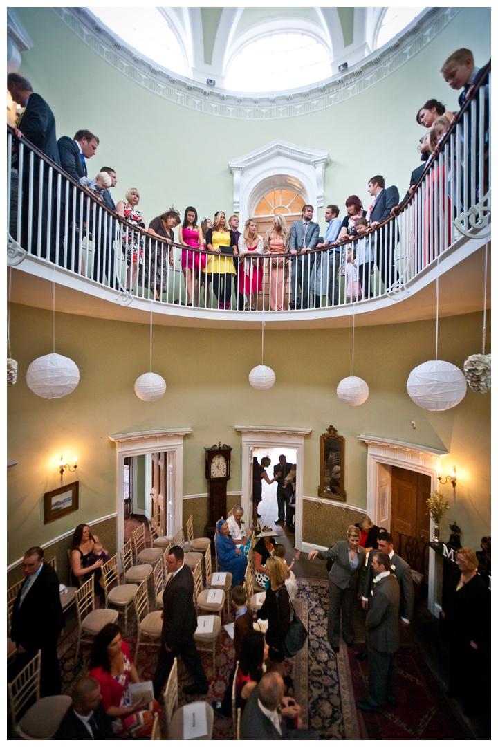 Inner Hall at Middleton Lodge