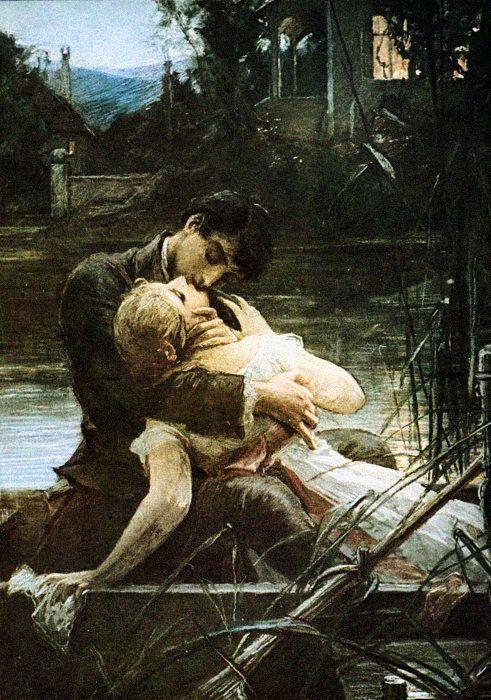 Maximilian Pirner - Daemon Love (1893)