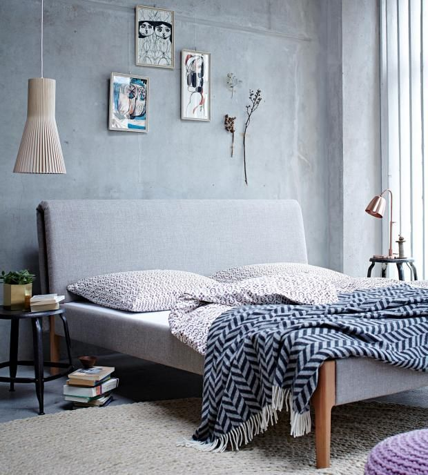 Schlafzimmer Farbe Hellgrau Schlafzimmer Спальня, Идеи