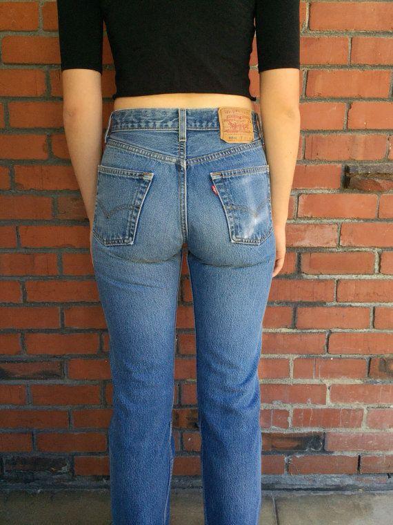 levis 501xx jeans 27 waist vintage mom jeans vintage