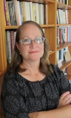 Allison Lee Palmer, author of The Sun King.