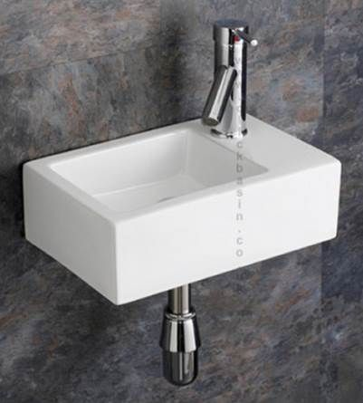 Cloakroom basins cloakroom sinks small sinks clickbasin co uk - Cloakroom Space Saver Right Hand Taranto 163 65 Cloakroom
