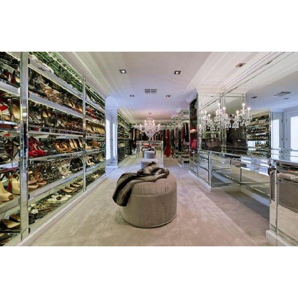 Celebrity Custom Closets - Specialty Closet Design