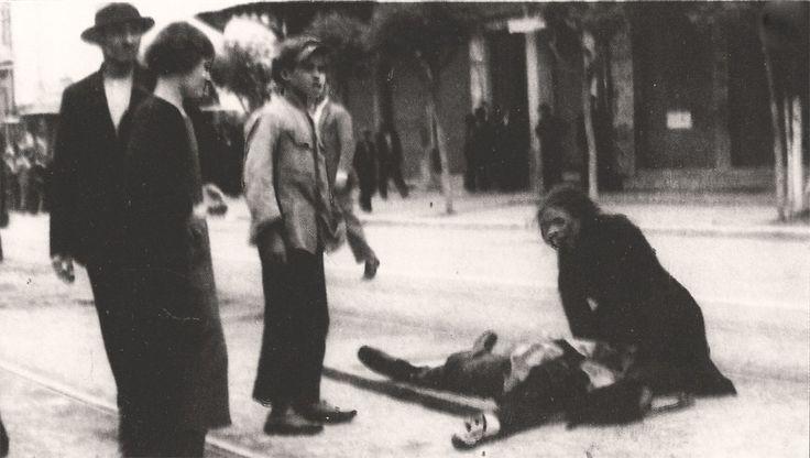 Μια φωτογραφία συγκλονίζει τον Γιάννη Ρίτσο και γράφει τον επιτάφιο...