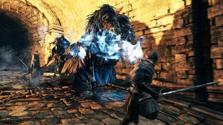 Games Movies Music Anime: Dark Souls
