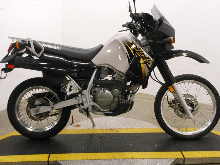New & Used 2007 Kawasaki KLR650 KLR 650 Enduro Dual Sport Ad Motorcycles  for Sale $3,795
