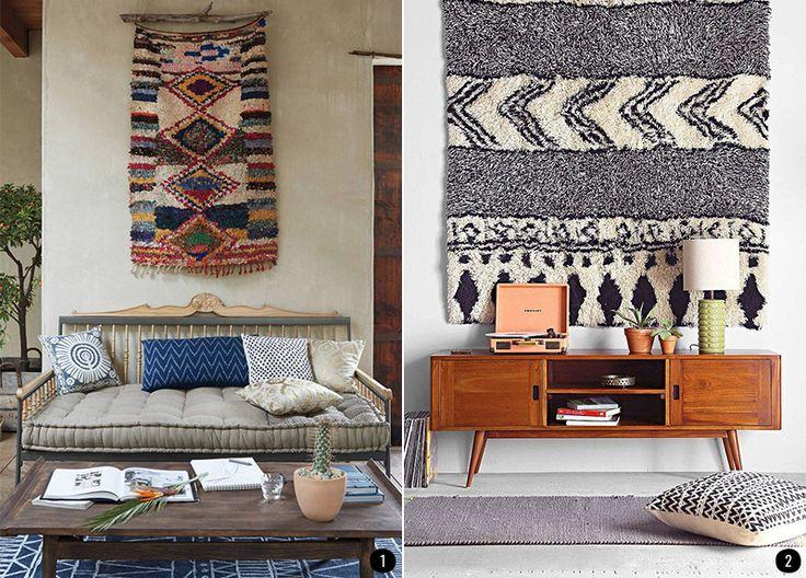 17 mejores ideas sobre salones marroqu es en pinterest - Casas marroquies ...