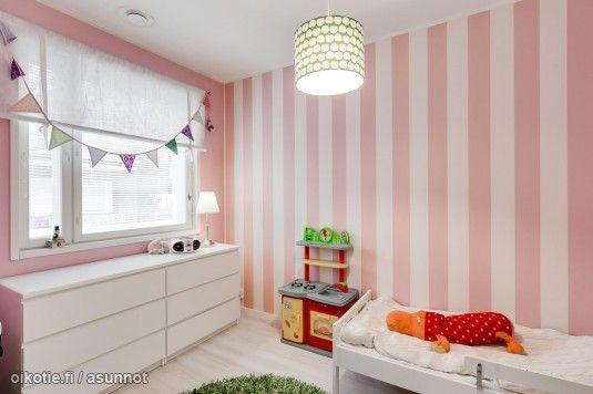 Myytävät asunnot, Viisaritie 26B Hämevaara Vantaa #oikotie #oikotieasunnot #lastenhuone
