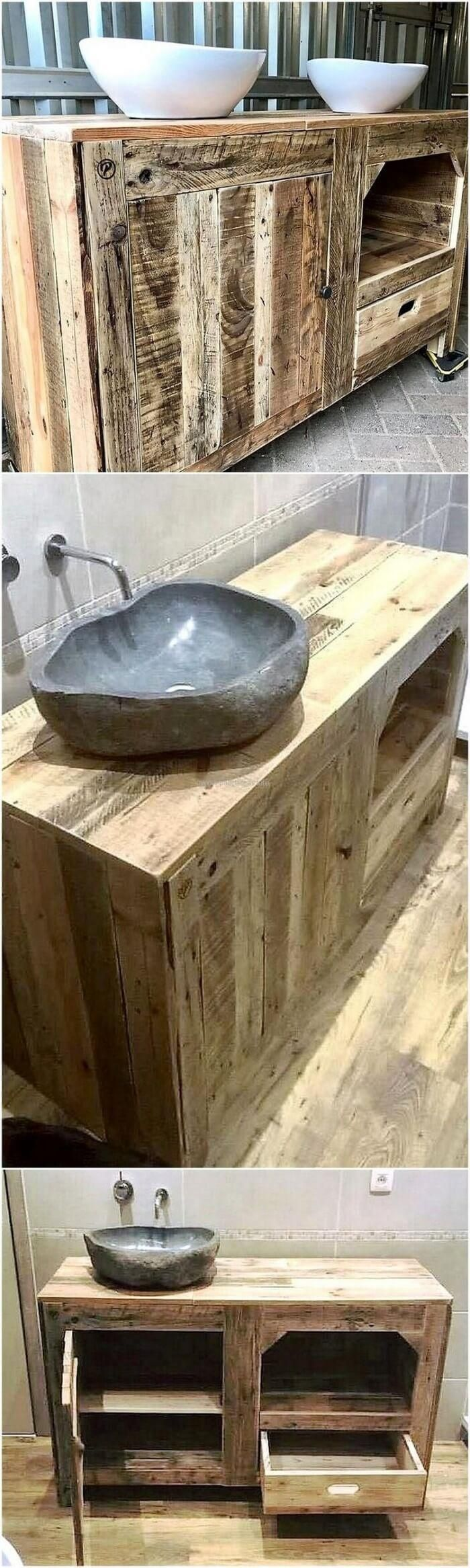 Top Pallet Wooden Recycling Ideas