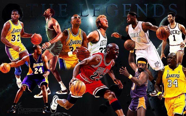 NBA legends | Sports | Pinterest | Legends and NBA