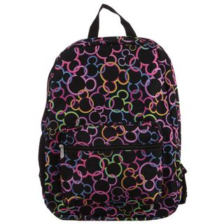@Overstock.com.com.com - Send your little one off with this exciting and colorful Mickey Mouse-themed backpack from Disney. This backpack features adjustable shoulder straps, two side mesh pockets, and a spacious design.   http://www.overstock.com/Luggage-Bags/Disney-Mickey-Mouse-All-Over-Print-16-inch-Backpack/6661206/product.html?CID=214117 $25.19