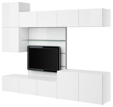 17 best images about ikea besta tv units on pinterest more modern entertainment center tvs. Black Bedroom Furniture Sets. Home Design Ideas