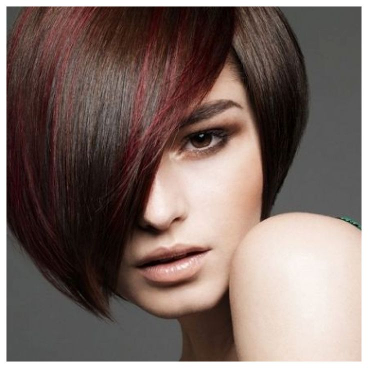 Chocolate Red Hair Color - Best at Home Semi Permanent Hair Color Check more at http://frenzyhairstudio.com/chocolate-red-hair-color/