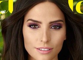 Beauty Our Way: Genesis Rodriguez Latina Cover