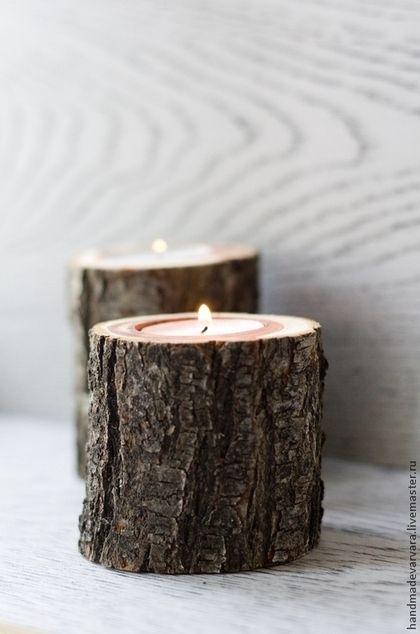 Подсвечники из дерева - подсвечник,подсвечник из дерева,подсвечник ручной работы