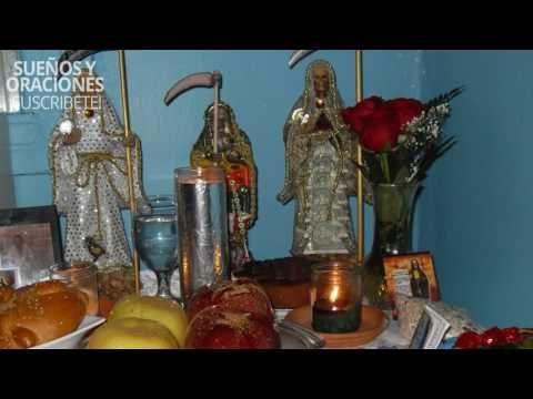 Oraciones a la Santa Muerte para atraer al ser amado