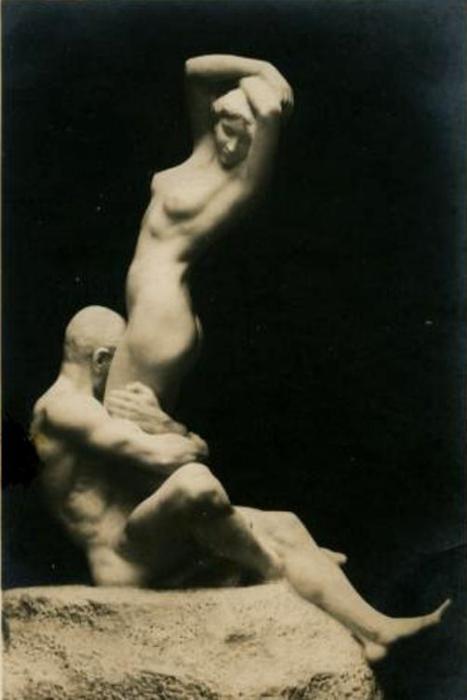 Fritz Klimsch - Fantasy Source: regardintemporel